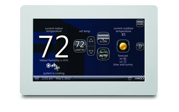 Control Your Furnace And Air Conditioner From Your